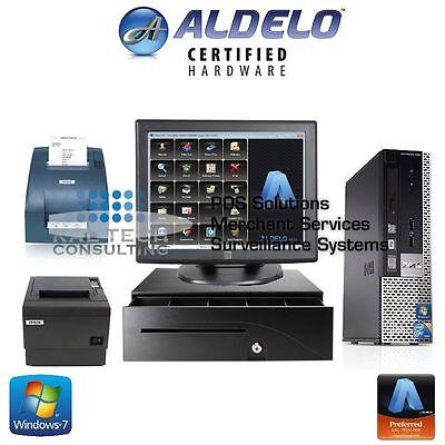 Aldelo 2018 Pro Bar Grill Restaurant Bar Bakery Value Complete Pos I3 System New