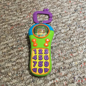 Toy Phone with Sounds Cornwall Ontario image 1