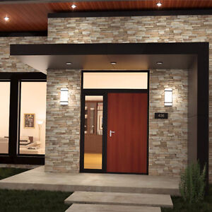 Outdoor, Indoor LED Wall Sconce Light Fixture
