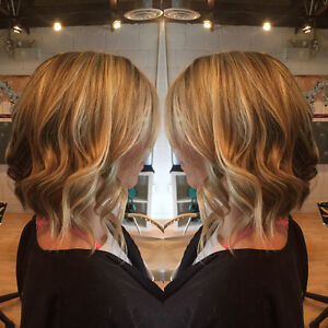 20% off organic hair services! London Ontario image 7