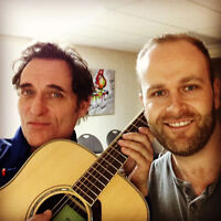 Guitar lessons with Dave Carlson