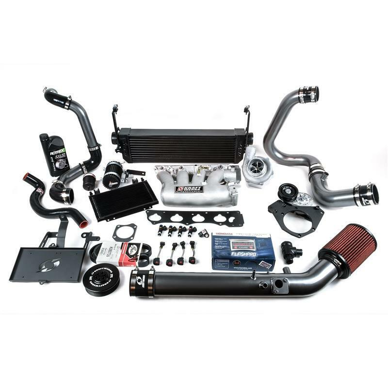 Kraftwerks Supercharger System W/o Tuning For 12-15 Honda Civic Si 2.4L
