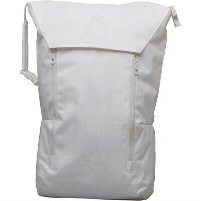 Adidas Real Madrid ID Backpack Unisex Climacool Rucksack Holdall Bag White BNWT