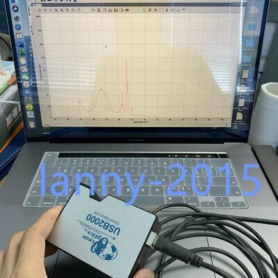 1pc Used Ocean Optics Usb2000 Spectrometer Yx