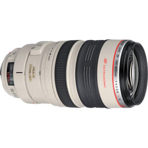 Canon EF 100-400mm f/4.5-5.6 L IS Filter