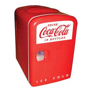 Coca-Cola Personal Fridge Compact Refrigerator