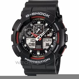 G-Shock Chronograph Watch - Full working condition - No box