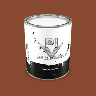 Pi Hydrographic Deep Copper Water Based Paint Quart Hydro Dipping Paint