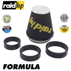 Raid Hp Formula Sportluftfilter Opel Astra G + Gutachten §19.3 Luftfilter Pilz