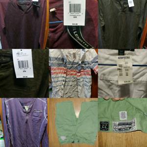 Men's Brand Name Clothing