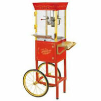 POPCORN MAKER ON STAND FOR RENT