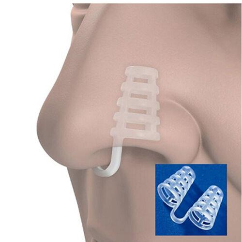 Fashion Anti Snore Nasal Dilators Apnea Aid Device Stop Snoring Nose Clip New CA