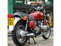 1977 Honda GL1000 Goldwing Classic Vintage, In Hard To Find Very Nice Condition.