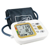 Blood Pressure Monitor USB Rechargeable Digital Fully Automatic