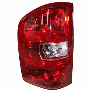 NEW 07-11 SILVERADO/SIERRA 1500,2500,3500LEFT OR RIGHT TAILLIGHT