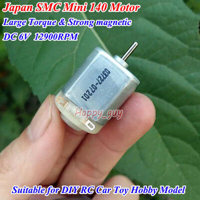 Micro Fs140 Dc 5v 6v 12900rpm High Speed Mini Fc140 Motor Diy Toy Rc Car Boat