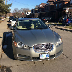 2011 Jaguar XF Premium Luxury Portfolio Sedan