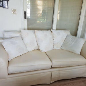 FREE - Couch and Loveseat set & Chair