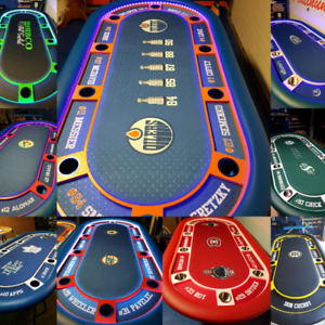 Best Locally built poker tables