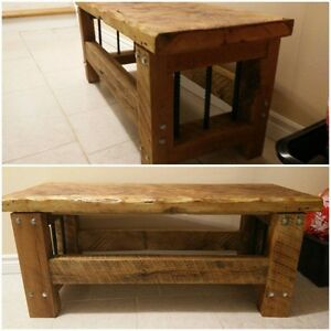 Rustic/Live Edge Creations - Custom Work Kitchener / Waterloo Kitchener Area image 3