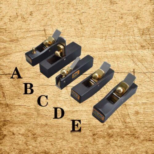 5 Pcs Hand Planes Wood Diy Carpentry Mini Carpenter Tool Woodwork