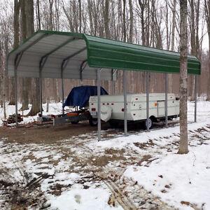 Steel Carports, Sheds, Garages, Pole Barns