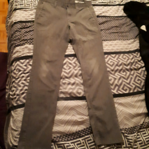 Mens Skeletor Skinny Jean's