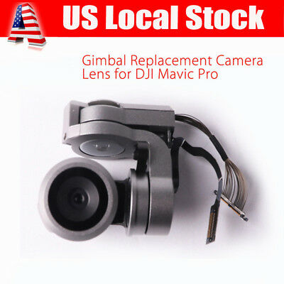 Gimbal Camera Lens 4K Replacement Repair for DJI Mavic Pro Drone Accessories