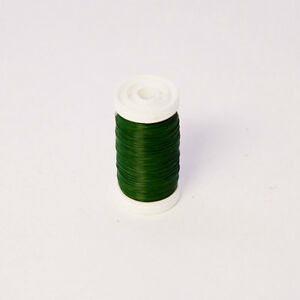 GREEN-REEL-WIRE-LACQUERED-FLORIST-WIRE-ON-ROLL-26g-28g-30g-AVAILABLE
