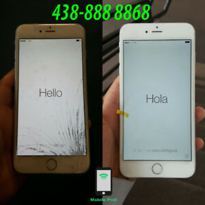 lcd/ écran/vitre/repair/reparation: iPhone iPad Samsung lg.....