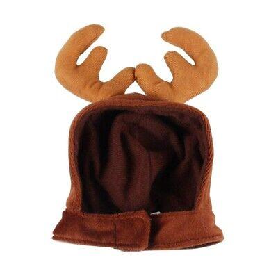 Weihnachten Haustier Nettes Rentier Kostüm Hut für Katze und Kleinen Hund X - X Kleinen Hunde Kostüm