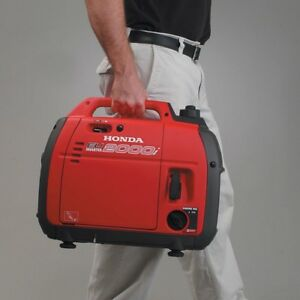 NEW HONDA EU2000 INVERTER GENERATOR