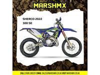 Sherco SE 300 Factory 2022 Model - Nil Deposit Finance Available
