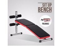 Cheap Ab Crunch Sit Up folding bench for home fitness workout