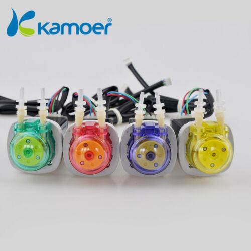 Kamoer KFS-S04 Stepper Motor 24V Mini Peristaltic Water Metering Dosing Pump