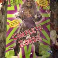 ZOMBIE COSTUME SIZE 12/14 FOR SALE!!!