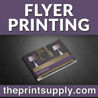 Flyers, Brochures, Business Cards, Lowest Prices, Fast Delivery!