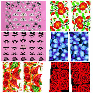 Nail art supplies decoration stickers Christmas party Kitchener / Waterloo Kitchener Area image 1