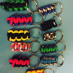 Custom made Key chains (with names or sayings) London Ontario image 3