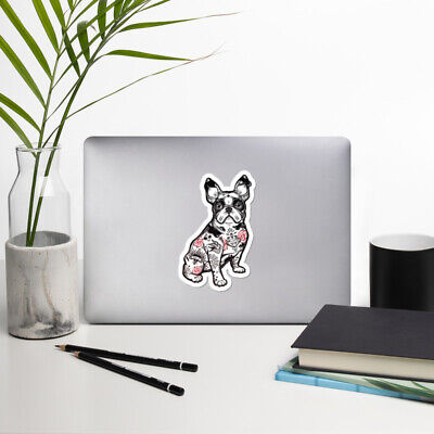 French Bulldog Decorative Bubble-free Stickers Decals Dog An