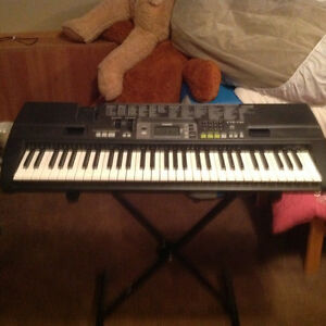 Casio CTK 710 great shape with stand $80 obo