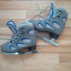 Patins pour fille taille 3