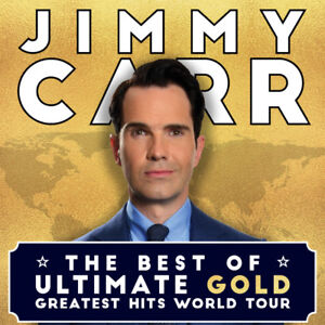 Jimmy Carr tickets for tonight's 7pm show x2