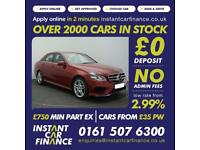 Mercedes-Benz E250 2.1CDI 7G-Tronic Plus 2014MY AMG Sport FROM £91 PW