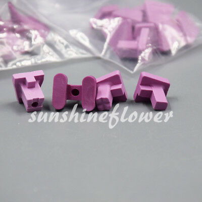 Dental Holding Furnace Ceramic Firing Pegs Pges Porcelain Oven Tray 4 Types