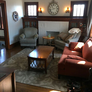 Fully furnished two bedroom for lease takeover