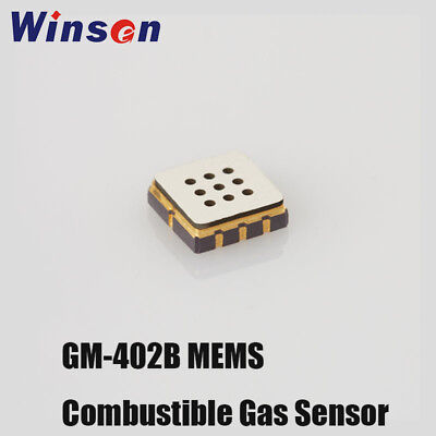 10pcs Winsen Gm-402b Mems Combustible Gas Sensor Small Sizes Mems Technology