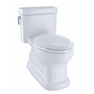 TOTO MS974224CEFG Eco Guinevere One Piece Elongated Toilet Cotto