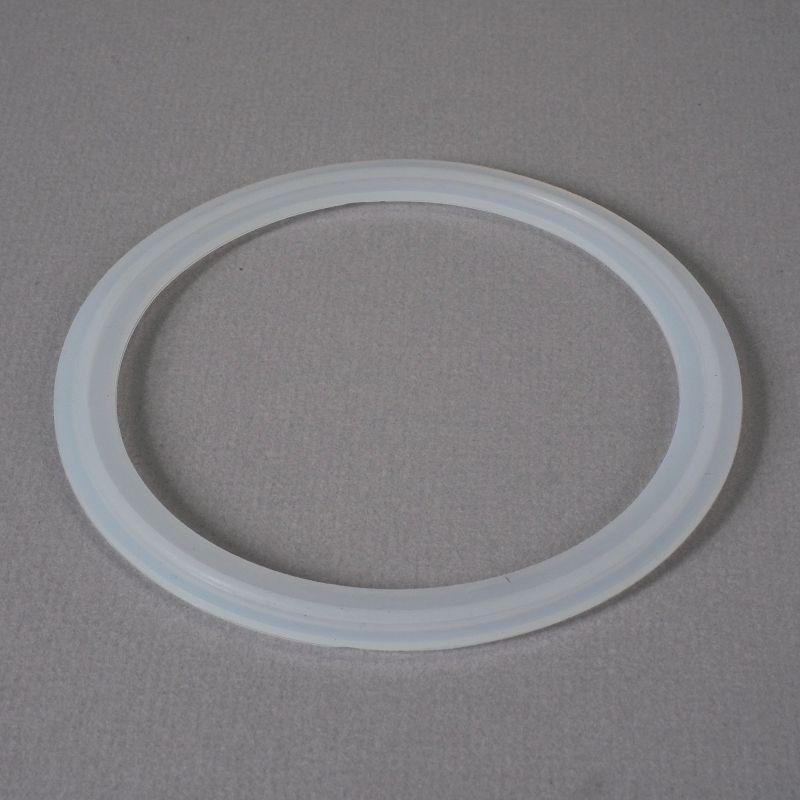 Silicone Gasket | Tri Clamp 4 inch (2 Pack)