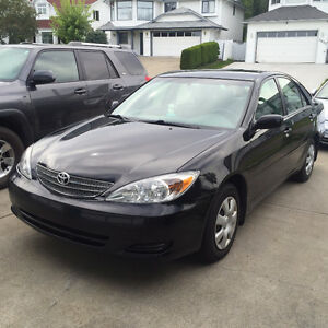 2003 Toyota Camry LE Sedan[Need to sell quick]
